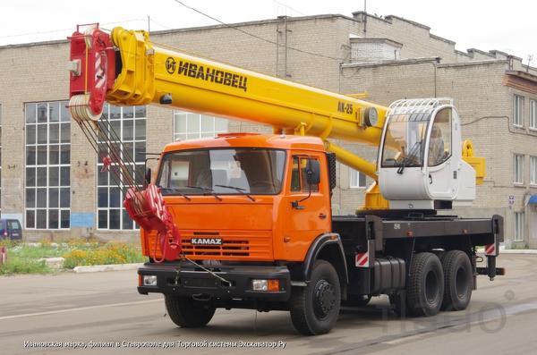 Автокраны в Аренду Подольск и Подольский район