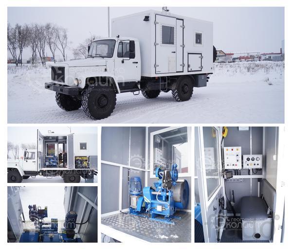 Лаборатория исследования скважин ГАЗ-33081 (Садко, Егерь)