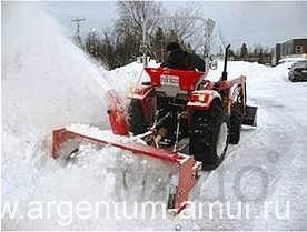Снегоотбрасыватель VST5418.