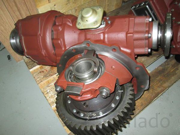 65055-2502010-10 Средний редуктор КРАЗ