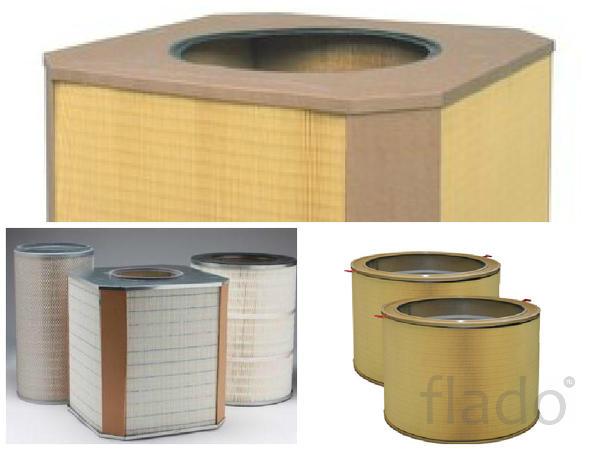 Сменные фильтрующие элементы  (картриджи, кассеты) LINCOLN ELECTRIC