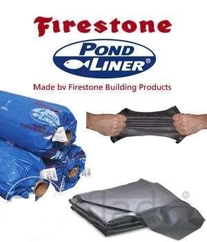 Плёнка для пруда Firestone 10.97 x 30.5