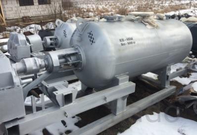 Котёл вакуумный КВ-4,6М утилизатор биоотходов в мясо-костную муку