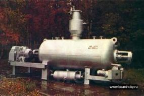 Котёл вакуумный КВ-4,6М для производства животных кормов.