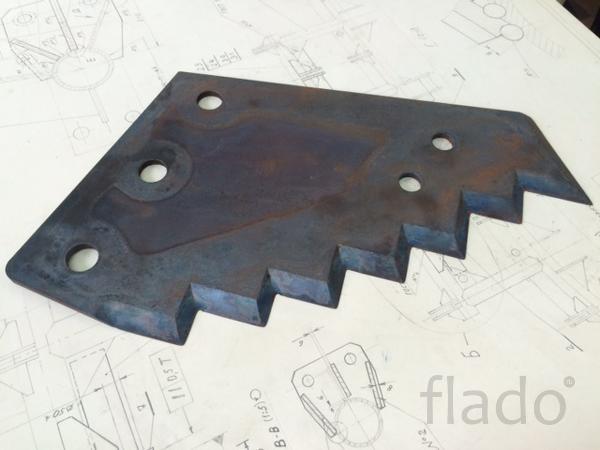 Нож для миксера-кормораздатчика КИС-8