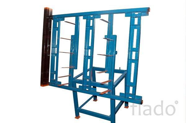 Монтажный стол для изготовления поддонов
