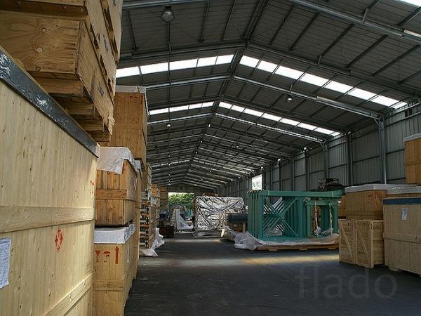 Строительство складов, Красноярск