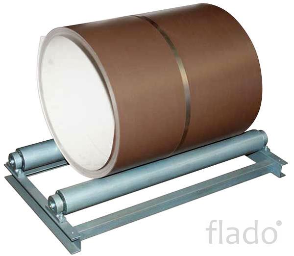 Легкий напольный размотчик рулонного метала BR1-S