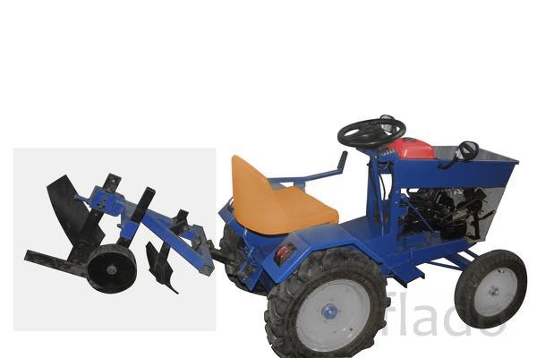 Мини трактор «Казачок»