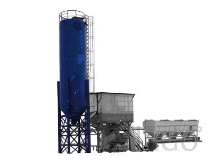 Растворобетонные узлы РБУ-3/РБУ-10/РБУ-40