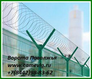 Спиральный барьер безопасности Егоза, СББ, ПББ, АКЛ, АСКЛ в Волгограде