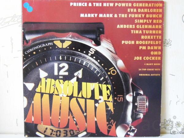 Сборник - feat. Принц / Absolute Music 12 / 24 TopChart Hits/ 2 LP