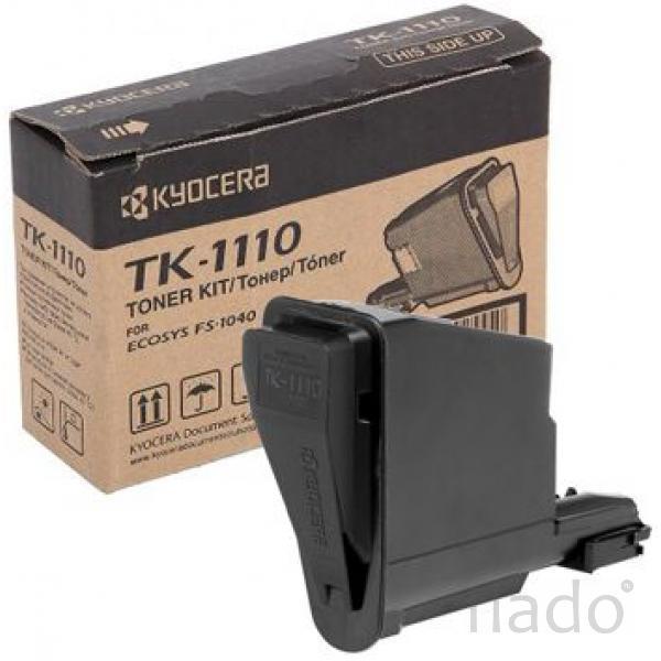 Заправка Kyocera TK-1110 для FS-1040,FS-1020MFP,FS-1120MFP