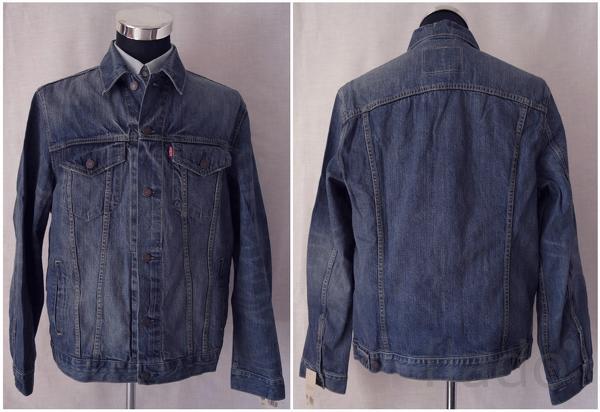 Levi's® - куртка джинсовая (705890021)
