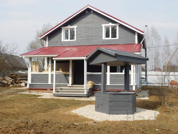 Дом 150 м² на участке 12 сот.