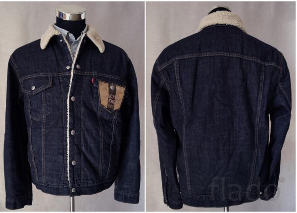 Levi's® - куртка джинсовая утеплённая (705200026)