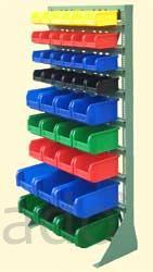 Пластиковые ящики. Стойки. Системы хранения