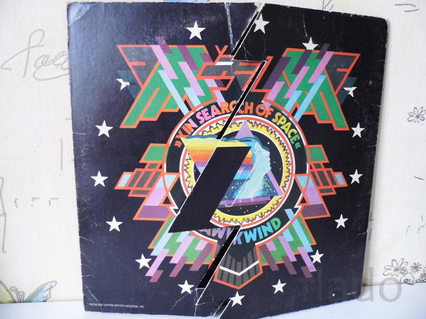 Hawkwind  X In Search Of Space USA 1972 Хоквинд