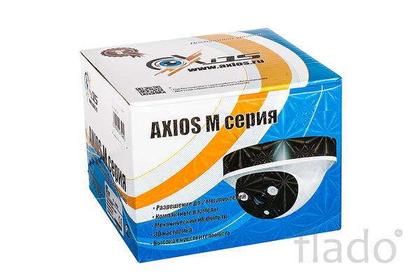 FULL HD Камера  AXI-M63IR AHD 2.4 Mp. Продажа Видеонаблюдение