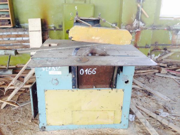 Продам станок деревообрабатыващий КСМ-1, б/у