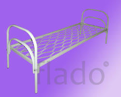 Металлические кровати для бытовок, кровати для вагончиков, кровати дл