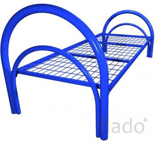 Кровати металлические двухъярусные для детей и гос учреждений