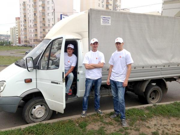 Квартирные переезды по Омску и области