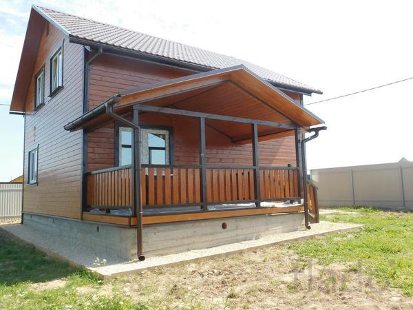 Дом 165 м² на участке 8 сот.