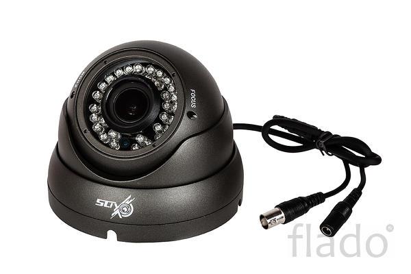 AXI-AHD XL82IRM-уличная камера 1 Mp 2.8-12 мм