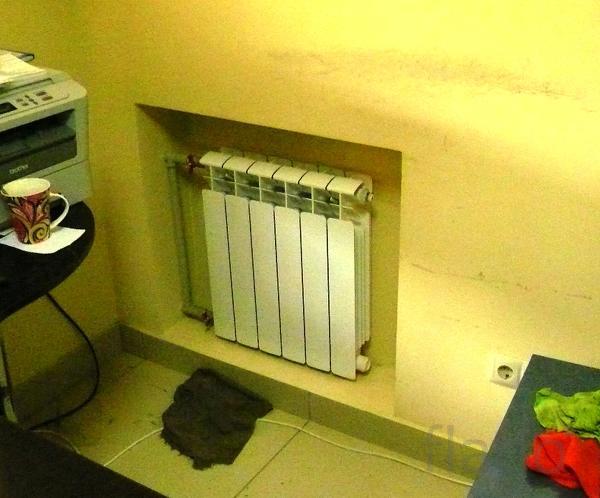 Время модернизации  отопления.