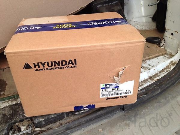 11LG-30011 ( 11LG-30010 ) Насос гидравлический привода вентилятора