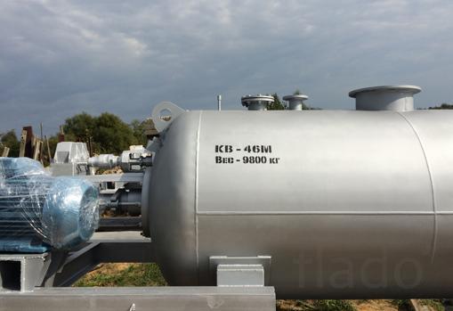 Поставляем котлы вакуумные КВ-4.6М оригинальные для мясокостной (кормо