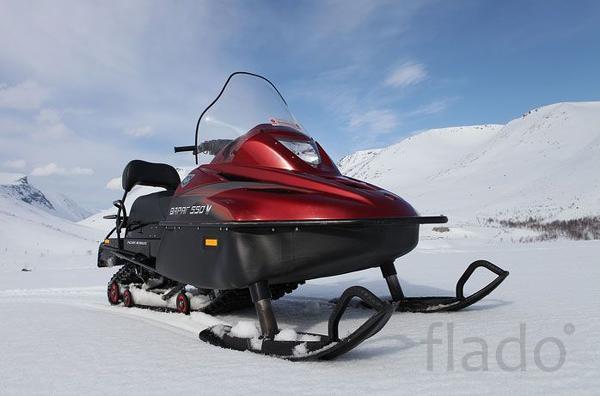 Купить cнегоход Тайга Варяг 550 V