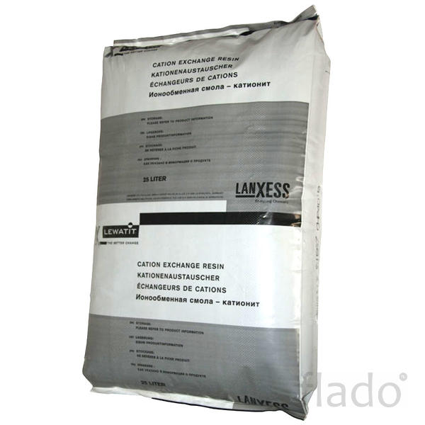 Ионообменная смола Lewatit S1567 (катионная смола питьевого класса), м