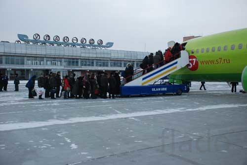 Авиаперевозка грузов в Улан-Удэ из Москвы за 1-2 дня