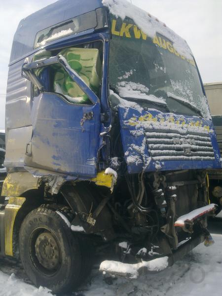 Кузовной ремонт грузовых автомобилей Челябинск
