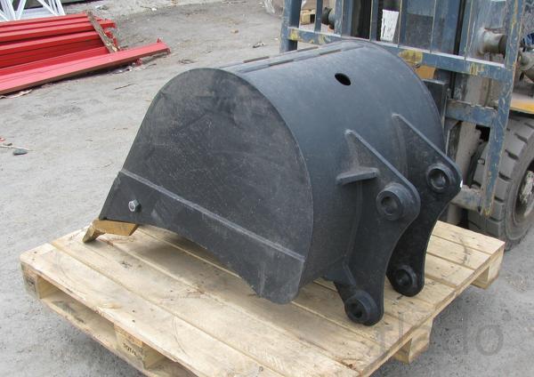 Ковш шириной 40, 60, 75 см на экскаватор - погрузчик