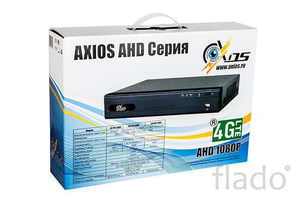 8 кан-й AHD видеорегистратор 2 mp AXI-081 AHD