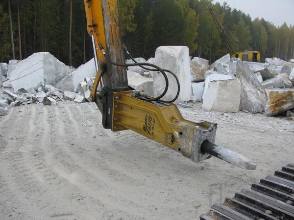 Гидромолот на любой импортный экскаватор 30 - 45 тонн