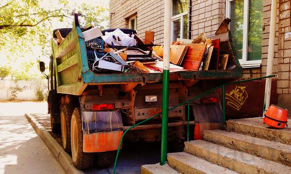 Вывоз мебели, быт.техники и др.ненужных вещей