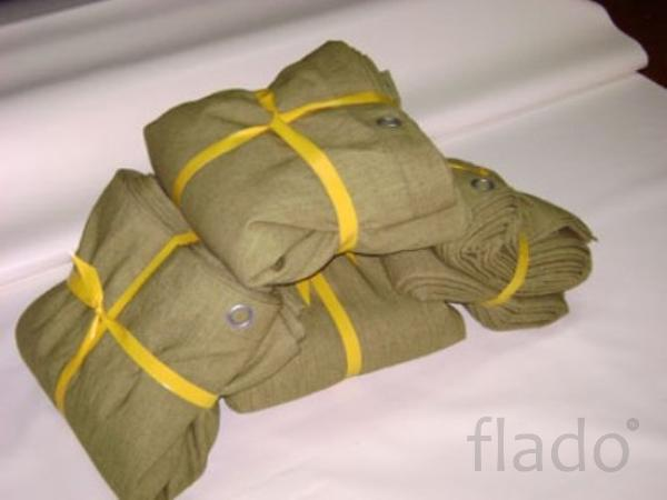 Изделия из брезента, тентовой ткани, тарпаулина