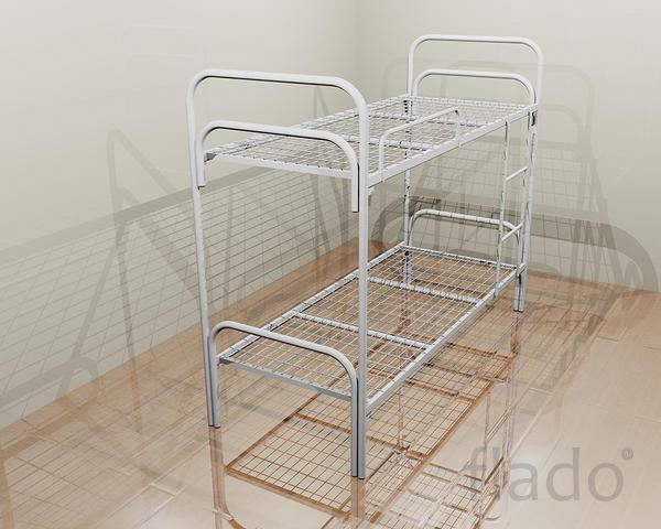 Металлические кровати для общежитий, кровати армейские, низкие цены