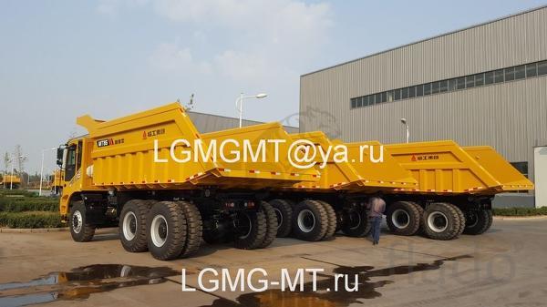 Карьерный самосвал LGMG МТ50