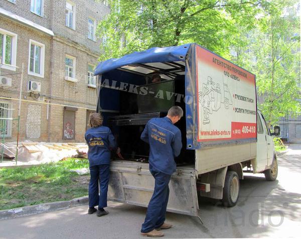 Перевозка пианино с грузчиками в Смоленске