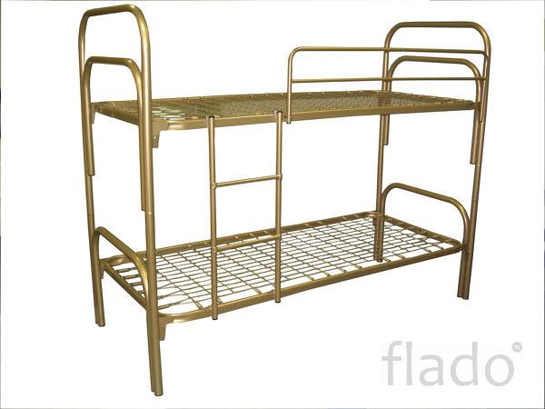 Кровати металлические,мебель для общежитий,кровати для рабочих,двухъяр