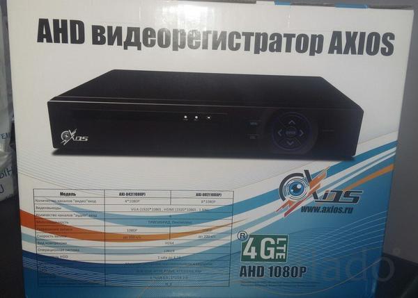 4-канальный AHD регистратор 1080 P AXI-042 1080 P. Ищем Дилера.