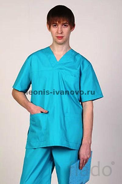 Костюмы медицинские хирурга оптом.