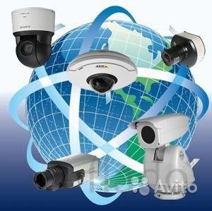 Установка систем видео-наблюдения под ключ за день