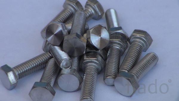 Болты нержавеющие М6Х16 DIN933.