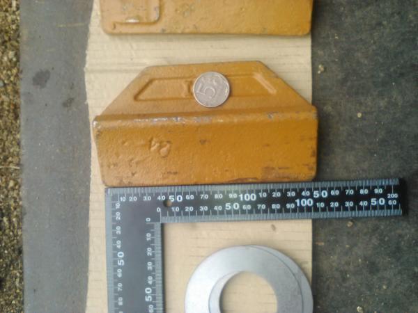 бокорезы на ковш мини экскаватора